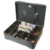Helix High Capacity Cash Box Anthracite