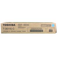 )Toshiba T-3511EC Cyan Toner