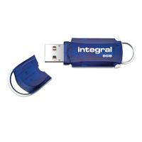 Integral Courier USB 8GB Flash Drive