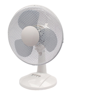 Q-Connect Desktop Fan 300mm/12 Inch