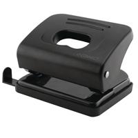 Q-Connect Medium Duty Hole Punch Black 87