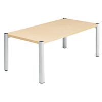 FF Avior Beech Rectangle Table
