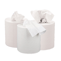 2Work Centrefeed Roll 2 Ply 150 Metre White Pk 6