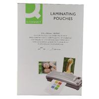 Q-Connect Laminating Pouch A4 100micron Pk 100 KF04115