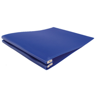 Q-Connect Blue Printout Binder 260x305mm (Pack of 6) KF11018