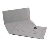 Q-Connect Foolscap Grey Document Wallet Pack of 50 KF23013
