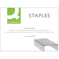 Q Connect Staples 26/6 P5000 Kf27001
