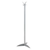 Ff Jemini Hat And Coat Stand Grey