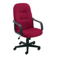 JeminiOuse Fabric Executive Chairs KF50179