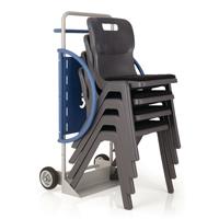 FF DD Titan One Piece Chair Trolley