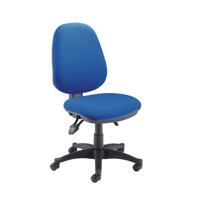Jemini Plus Deluxe High Back Operator Chair Blue KF74121
