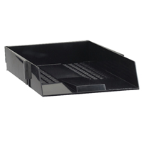 Avery Letter Tray Black 44CHAR
