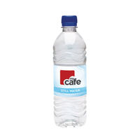 MyCafe Still Water 500ml Bottle (Pack of 24 0201030