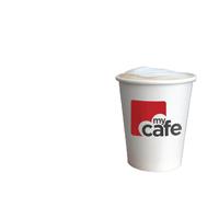 Mycafe 12oz Single Wall Hot Cups HVSWPA12V