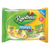 Rowntree Mixed Mini Bags Of Randoms & Jelly Tots 300g Ref 12283296