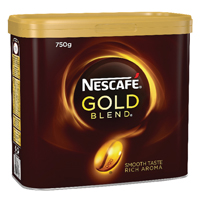 Nescafe Gold Blend Coffee 750g 12284102