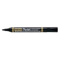 Pentel N850 Permanent Bullet Tip Black Marker Buy 2 Get 1 Free PE811452