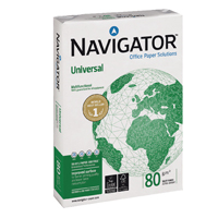Navigator Universal 80gsm A4 Paper 5xReams
