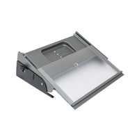 Posturite Multirite Medium Document Holder and Writing Slope Black and Grey 9280403