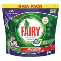 Fairy Orig Dishwasher Tablets Pk100
