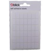 Blick 9x16mm White Label Bag
