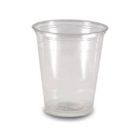 Clear Plastic Water Cups 20cl (Pack of 1000) DVPPCLCU01000V