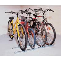 Cycle Rack 3-Bike Capacity Alumin 309715