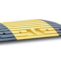 Yellow 500X400X50mm Speed Ramp 313653