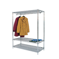 Garment Hanging 1219X610mm Static Rail