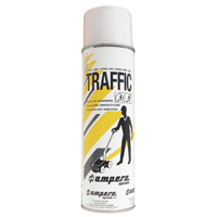 White Traffic Paint Pk12