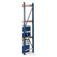Blue 2500X900mm Quickspan Frame