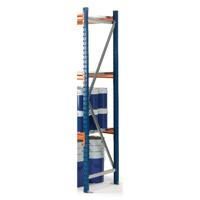Blue 3000X900mm Quickspan Frame
