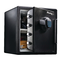 Master Lock Fire-Safe Water Resistant