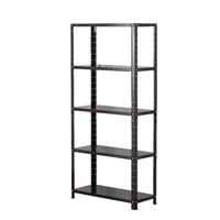 S/Solutions Lt.Duty Bolted 5-Shelf Unit