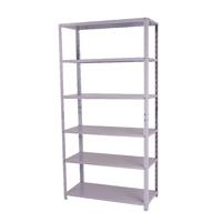 Storage Sol Med Duty Bolted 6-Shelf Unit
