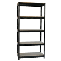 Storage Solutions Boltless 5 Shelf Unit