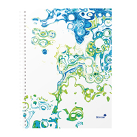 Image for Silvine A4 Plus Wire Notebook TWA4SF