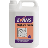 Evans Orchard Hand Hair and Body Wash