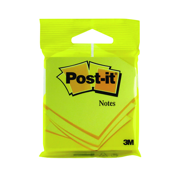 Post-it Notes 76 x 76mm Yellow 6820YEL