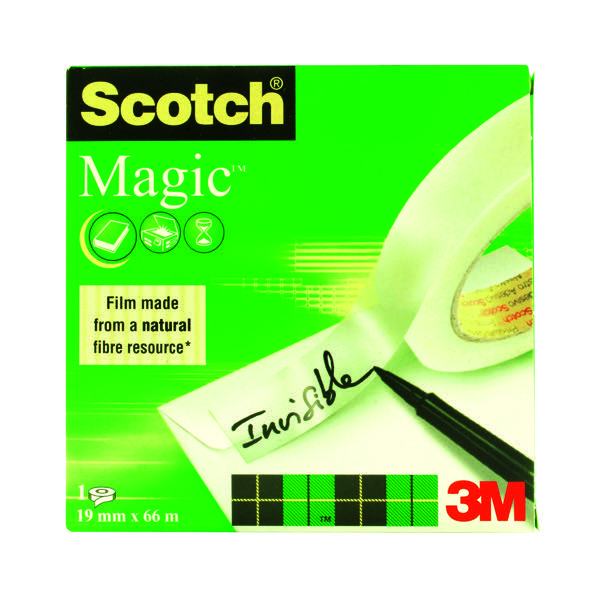 Scotch 19mmx66m Magic Tape 8101966