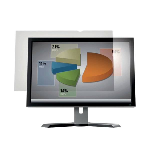 3M Frameless Anti-Glare Filter For Desktops 21.5in Widescreen 16:9 AG21.5W9