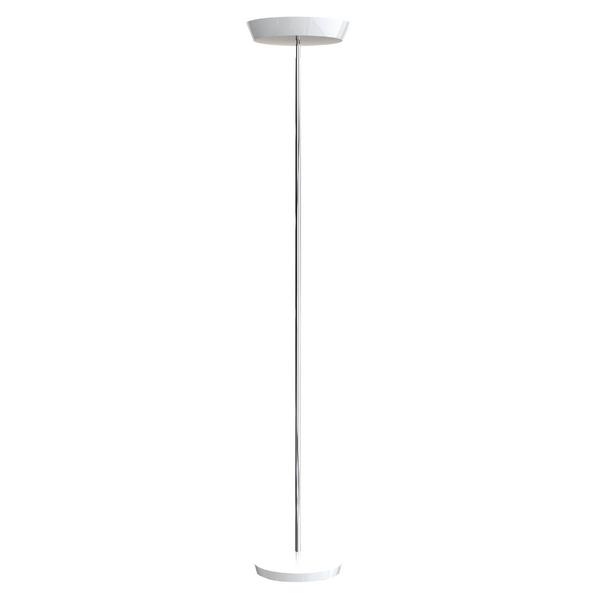 Alba Fluoring Floor Lamp White FLUORINGBCUK