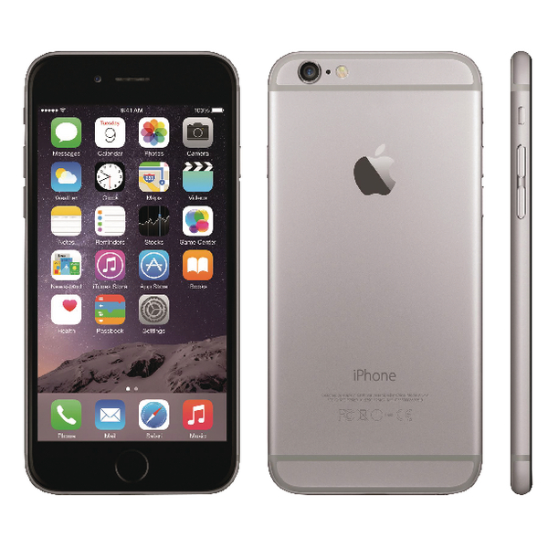 Apple iPhone 6 128GB Grey Grade A Refurbished UK REV03009010208150003