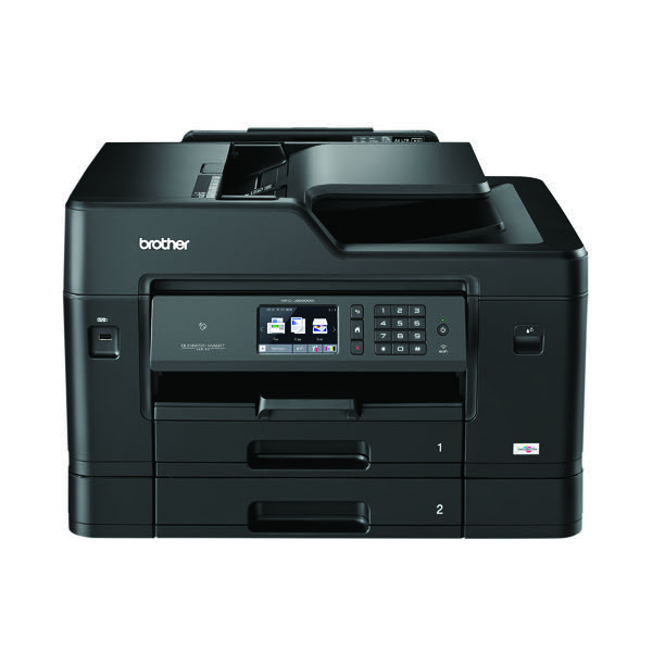 Brother All in One Inkjet Printer MFCJ6930DWZU1