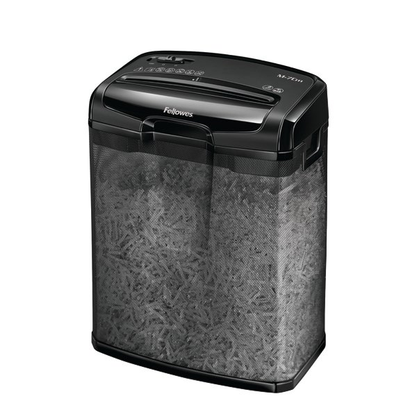 Image for Fellowes M-7CM Cross Cut Shredder