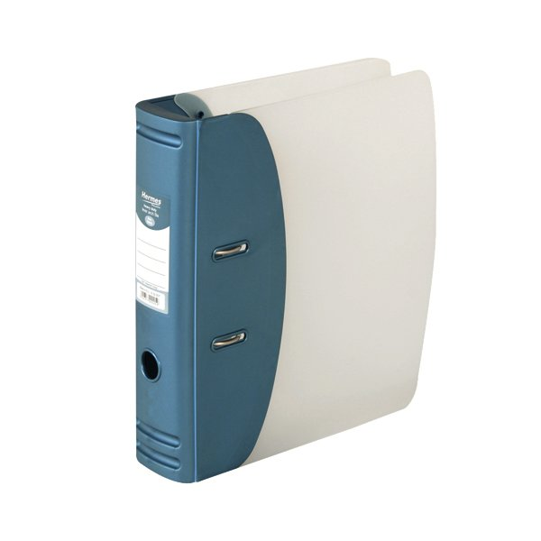 Hermes Heavy Duty A4 Blue Lever Arch File 832007