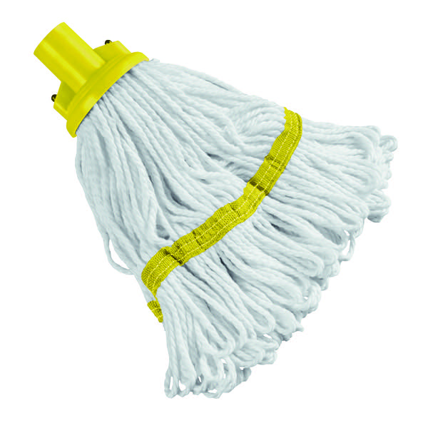 Yellow Hygiene Socket Mop 103061YL