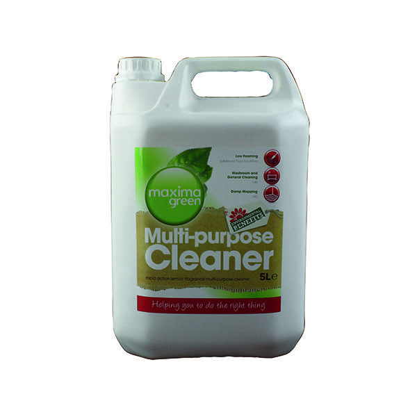 Maxima Multi-Purpose Cleaner 5 Litre VSEMAXC54G