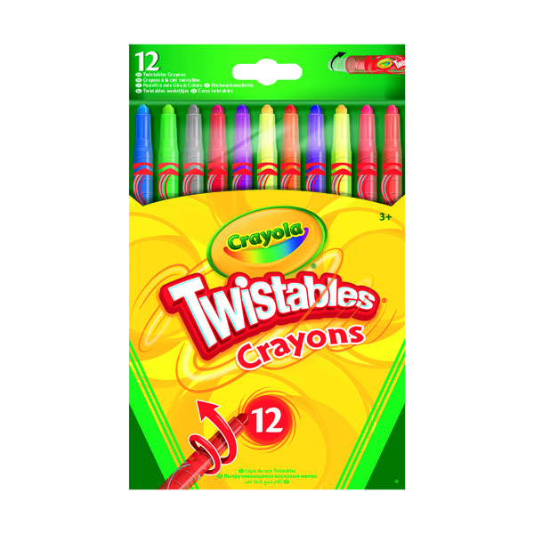 Crayola Coloured Pencils (Pack of 144) 52-8530-E-000
