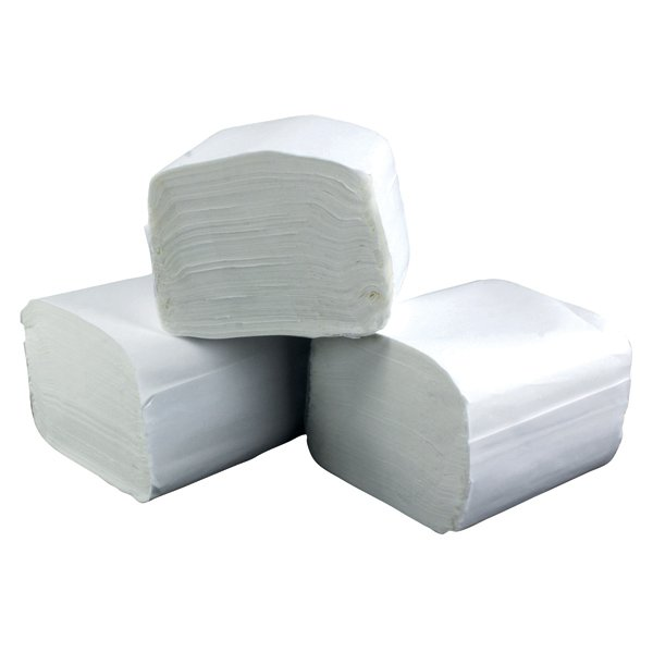 2Work White Recycled Bulk Pack 2-Ply Toilet Tissue 250 Sheets (Pack of 36) BP2900PVW